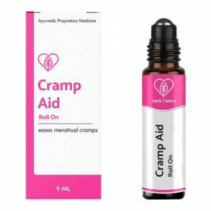 Herb Tantra Cramp Aid Roll On, 9ml
