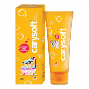 Carysoft Baby Shampoo, 100ml