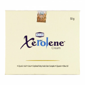 Xerolene Cream, 50gm
