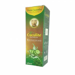 Cuculite Refreshing Face Wash Gel, 100gm