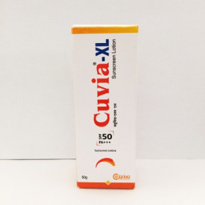 Cuvia XL Sunscreen SPF 50, 50gm
