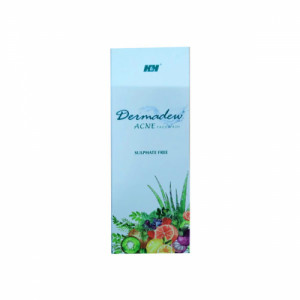 Dermadew Acne Face Wash, 100ml