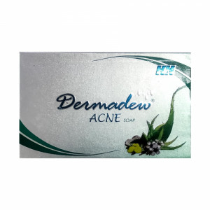 Dermadew Acne Soap, 75gm