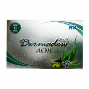 Dermadew Acne Soap, 125gm
