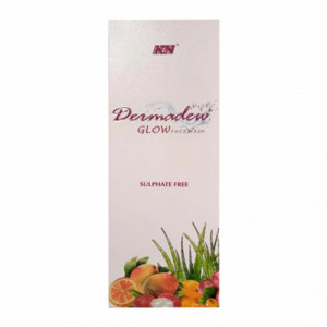 Dermadew Glow Face Wash, 100ml