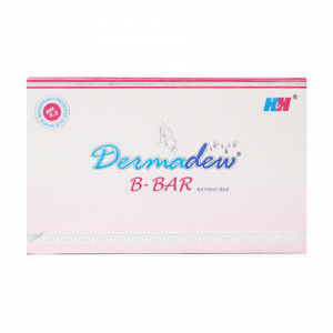 Dermadew B-Bar, 75gm