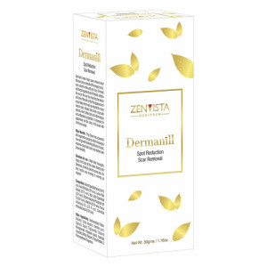 Zenvista Dermanill Spot Reduction & Scar Removal Cream, 50gm