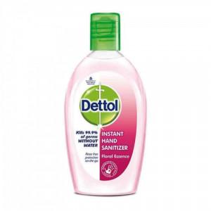 Dettol Hand Sanitizer Floral Essence, 50ml
