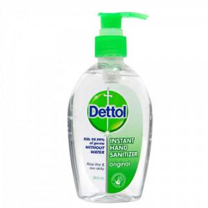 Dettol Instant Hand Sanitizer, 200ml