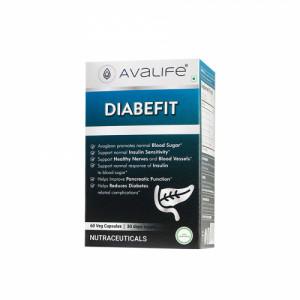 Avalife Diabefit, 60 Capsules
