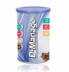 D-Manage Powder (Chocolate), 200gm