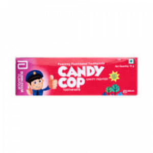 Candy Cop Toothpaste, 70gm