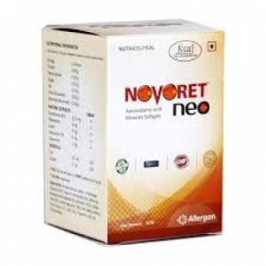 Novoret Neo Softgels, 30 Capsules