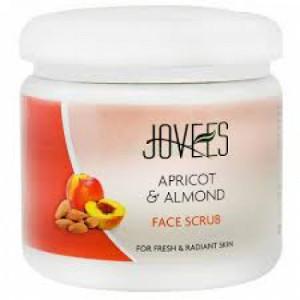 Jovees Apricot & Almond Scrub, 400gm