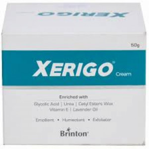 Xerigo Cream, 50gm
