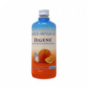 Digene Gel, 450ml (Orange Flavour)