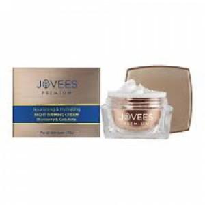 Jovees Premium Night Firming Cream, 50gm