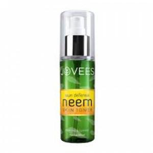 Jovees Sun Defence Neem Skin Toner, 100ml