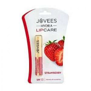 Jovees Hydra Lip Care Strawberry, 2gm