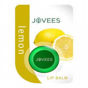 Jovees Lemon Lip Balm, 5gm