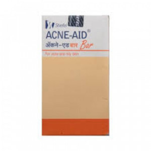 Acne-Aid Bar, 50gm