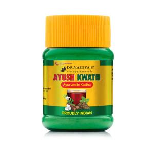 Dr. Vaidya's Ayush Kwath, 50gm (Pack Of 2)