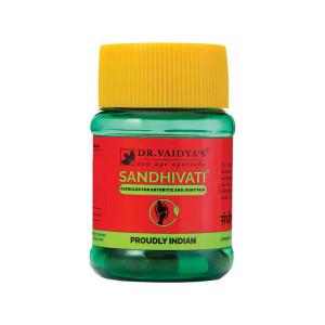 Dr. Vaidya's Sandhivati, 30 Capsules (Pack Of 2)