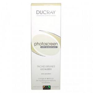 Ducray Photoscreen Depigment Care Cream, 30ml
