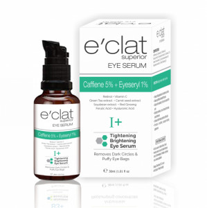 E'clat Superior Eye Serum - Tightening Brightening Eye Serum I+, 30ml