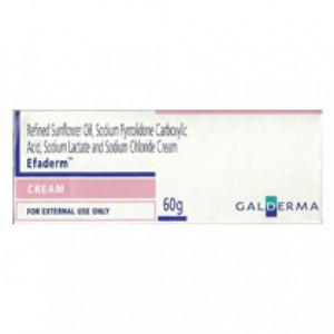 Efaderm Cream, 60gm