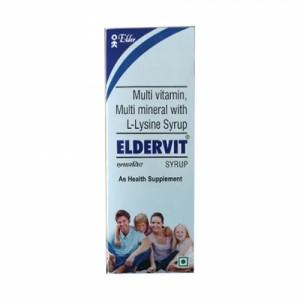 Eldervit Syrup, 100ml