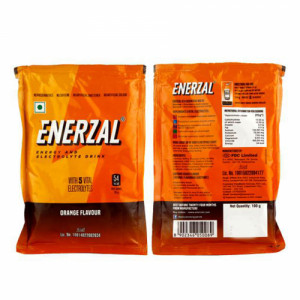Enerzal Powder Orange, 50gm
