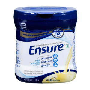 Ensure Vanilla, 400gm