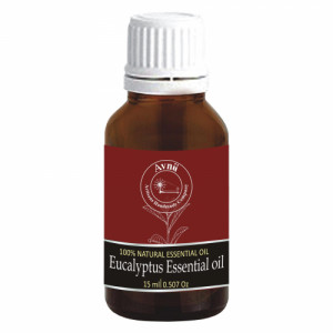 Avnii Organics Natural Eucalyptus Essential Oil, 15ml
