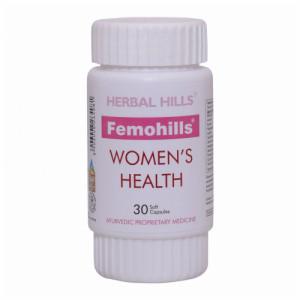 Herbal Hills Femohills,  30 Capsules