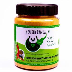 Healthy Panda Fenugreek Chutney Powder, 250gm