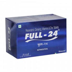 Full 24, 10 Tablets