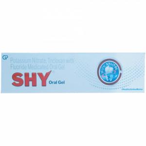 Shy Oral Gel, 70gm