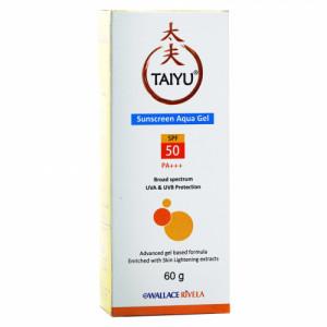 Taiyu Sunscreen Aqua Gel, 60gm
