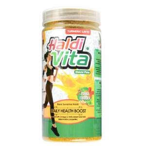 HaldiVita Dietary Mix Elaichi Pista, 250gm