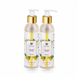 Seer Secrets Lemon With Tea Tree Hand Wash, 200ml (Pack Of 2)