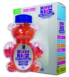 Happi Kidz Multi Vitamins & Minerals, 60 Gummies