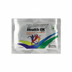 Health OK Sachet, 5gm