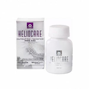 Heliocare Pure White 240mg, 60 Capsules