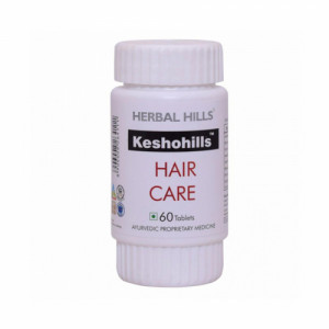 Herbal Hills Keshohills, 60 Tablets
