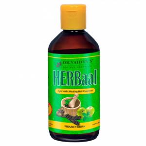 Dr. Vaidya's Herbaal Hair Cleanser, 200ml