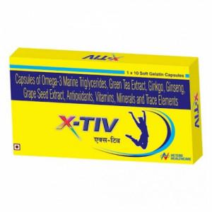 X-Tiv, 10 Capsules