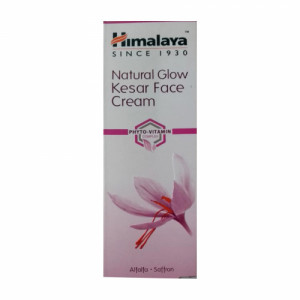 Himalaya Natural Glow Kesar Face Cream, 50gm