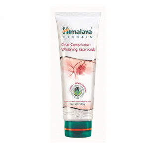 Himalaya Clear Complexion Whitening Face Scrub, 150gm