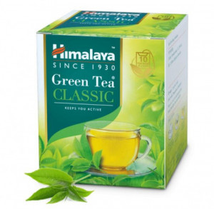 Himalaya Green Tea, 10X2gm